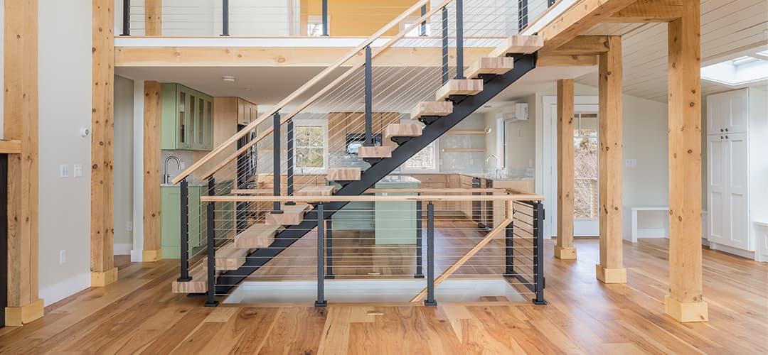 6 bước để cầu thang của bạn an toàn hơn