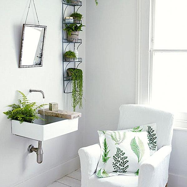 Các ý tưởng trang trí phòng tắm