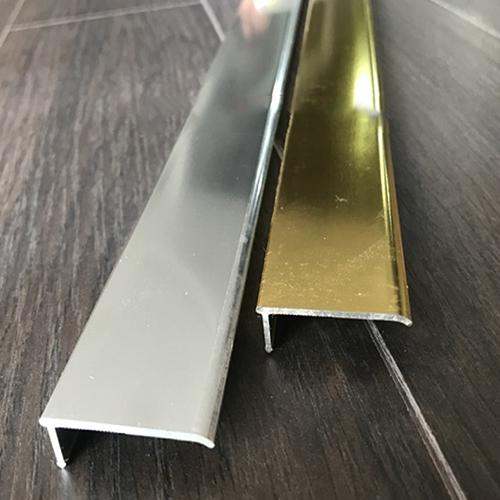 Nẹp nhôm sàn gỗ trong thiết kế nhà bạn