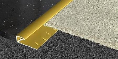 Nẹp thảm Tạo nên vẻ đẹp hoàn thiện cho sàn nhà