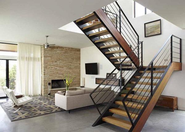 Những điều cần lưu ý khi thiết kế cầu thang