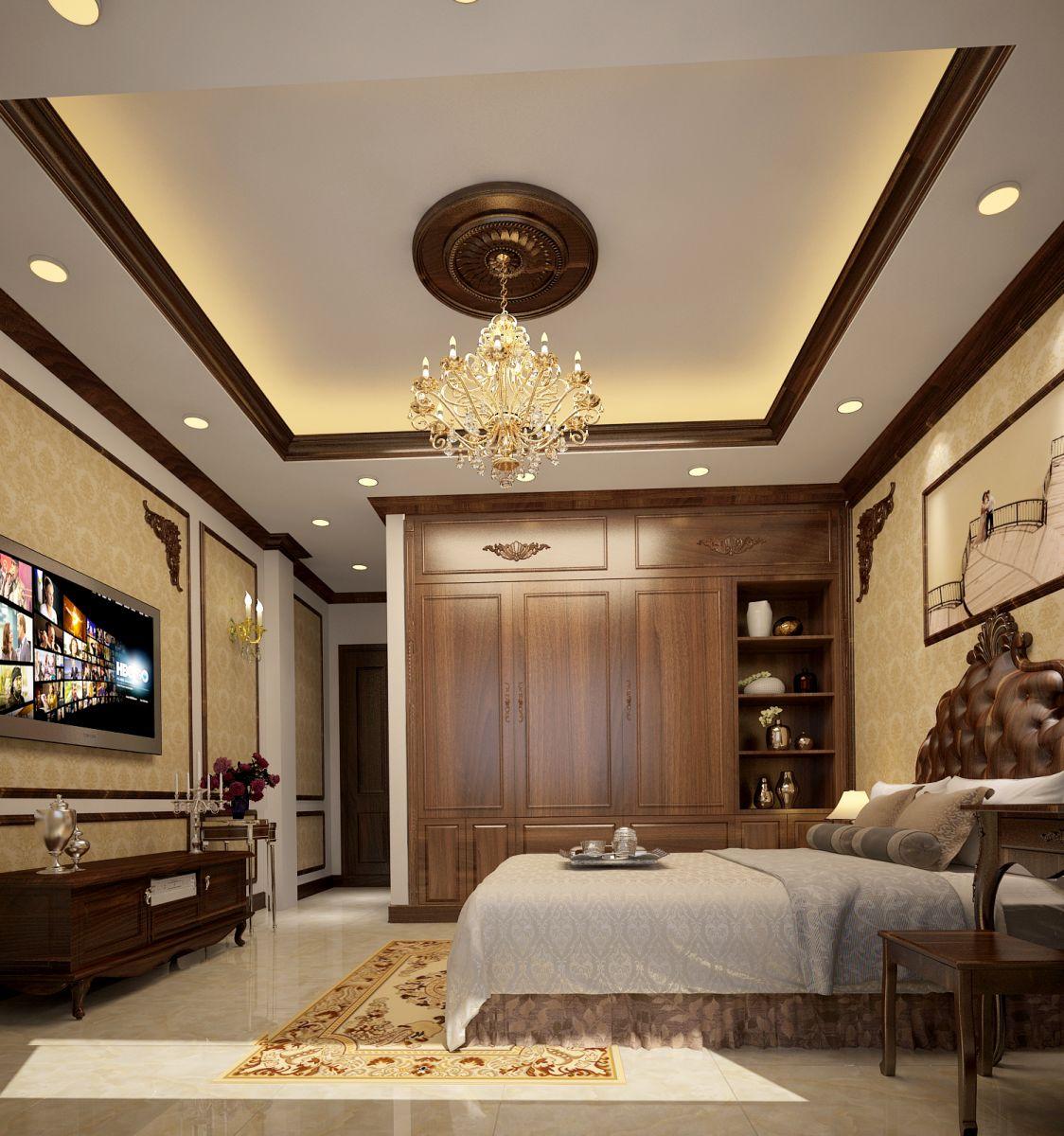 Những ý tưởng trang trí phòng ngủ cho ngôi nhà của bạn