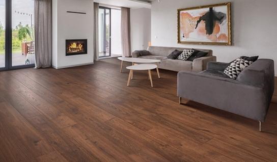Sàn gỗ và các loại nẹp sàn hiện nay