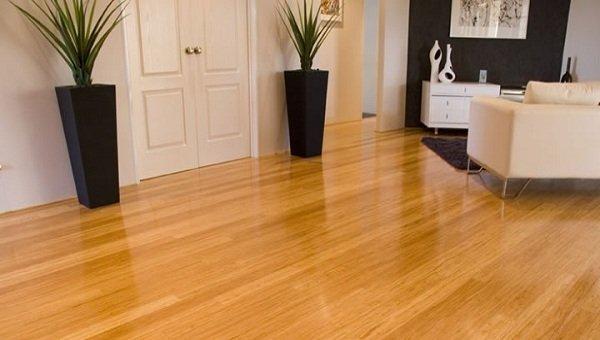 Sàn gỗ và những điều cần lưu ý khi sử dụng
