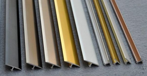 Sản xuất và cung cấp nẹp nhôm trang trí trên toàn quốc