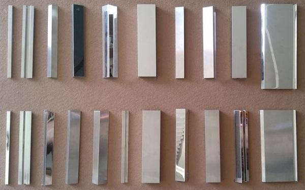So sánh chi tiết các loại nẹp inox 304 phổ biến hiện nay