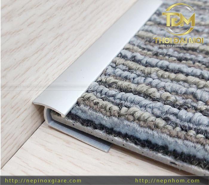 Tại sao cần nẹp thảm cho căn nhà của bạn