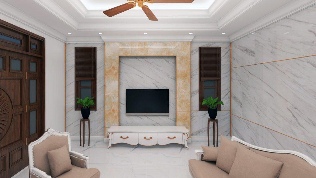 Ứng dụng của nẹp nhôm trong thiết kế nội thất