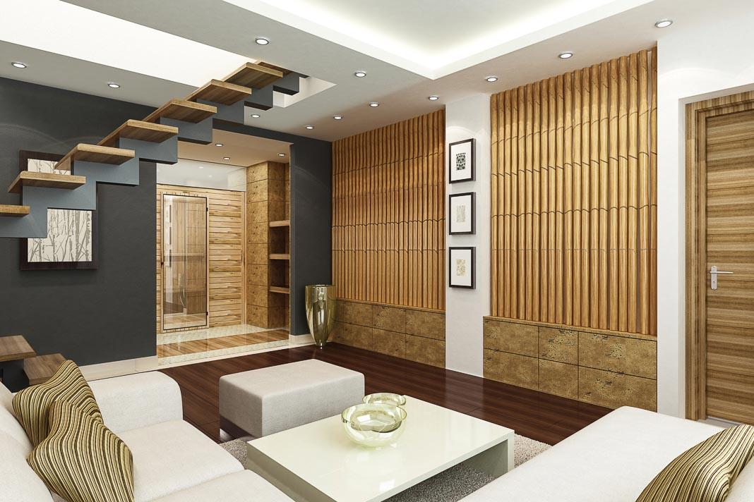 Vai trò của nẹp trang trí trong thiết kế nội thất