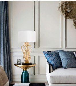 Xu hướng sử dụng nẹp trong trang trí nội thất ngày nay